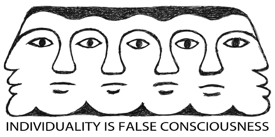 Individuality is false consciousness
